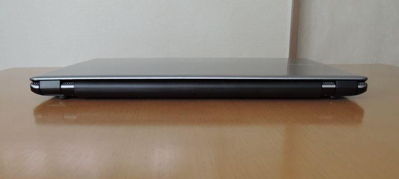 ドスパラ Critea DX-K H3 背面