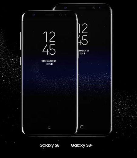 Galaxy S8 & S8+