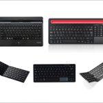 マルチペアリングでタッチパッド付きなキーボードが欲しい!!(natsuki)