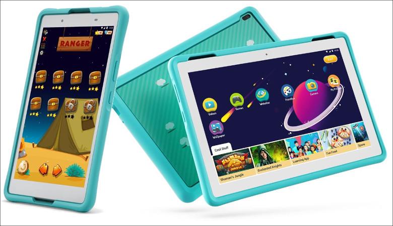 Lenovo Tab 4 シリーズ Kids Pack