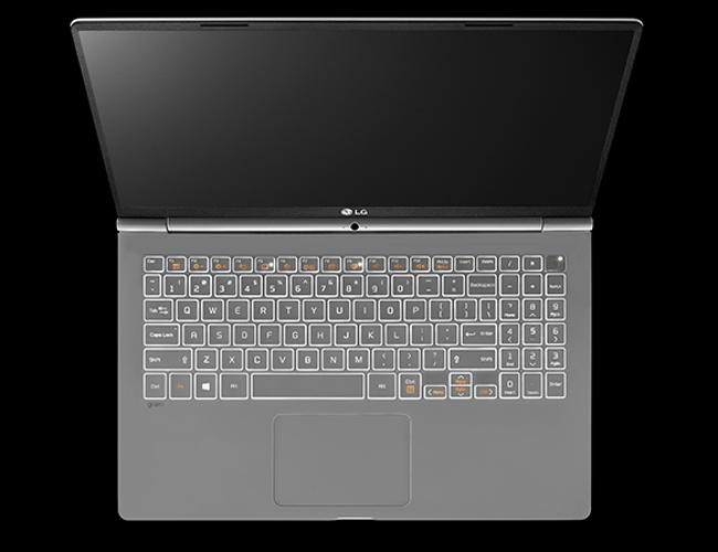 LG Gram 2017 キーボード15インチ