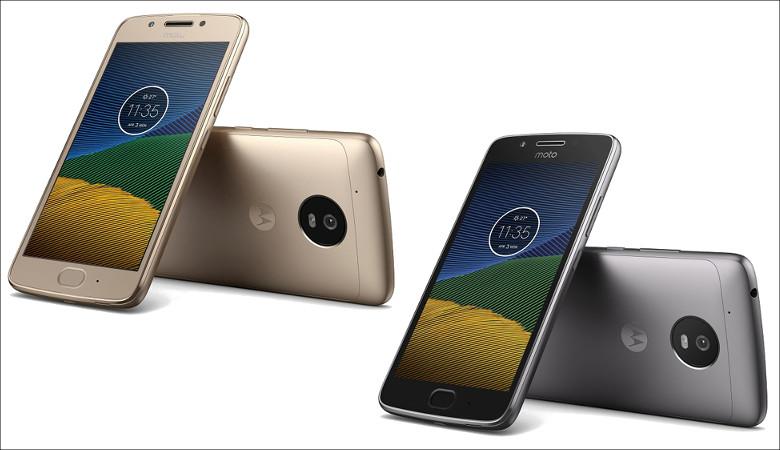Motorola Moto G5  筺体