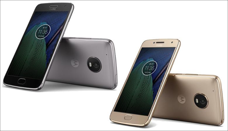 Motorola Moto G5 Plus 筺体