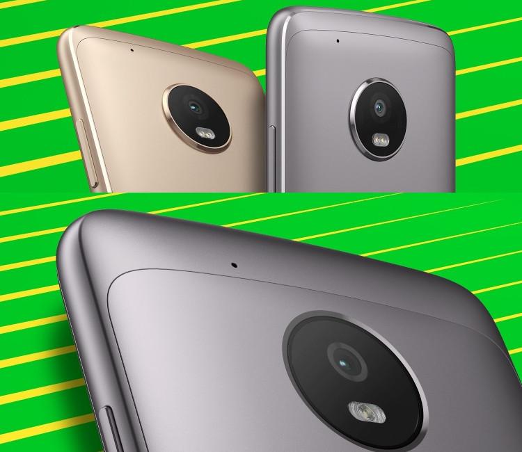 Motorola Moto G5 / G5 Plus 識別点