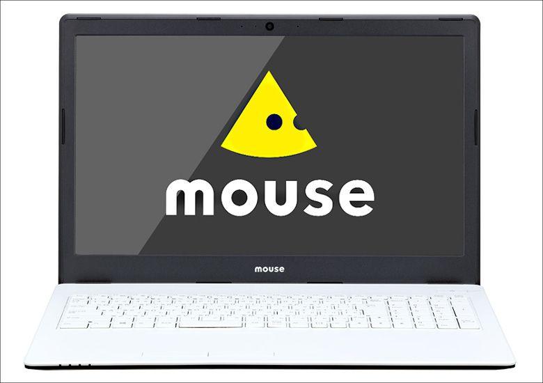 マウス m-Book B502S 筺体