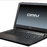 マウス DAIV-NG4500 ー 14インチの「クリエイティブノート」って何だ?GPU搭載のハイスペックマシンです