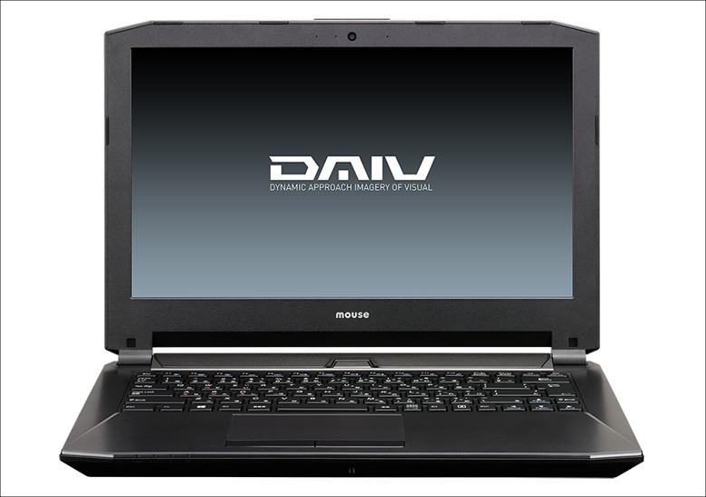 マウス DAIV-NG4500 筺体
