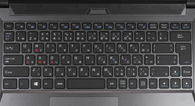 マウス DAIV-NG4500 キーボード