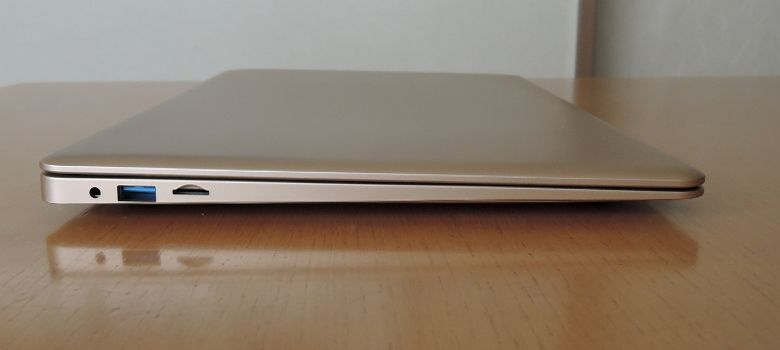 Onda Xiaoma 41 左側面