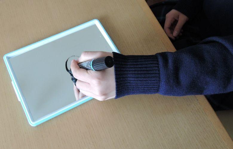 PDA工房の液晶保護フィルムをテスト