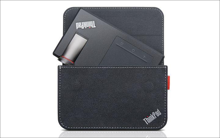 ThinkPad Stack モバイルプロジェクター 付属ケース
