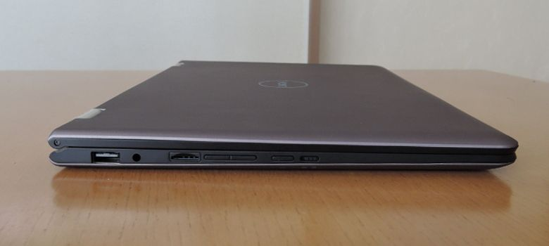 VOYO VBook V3 左側面