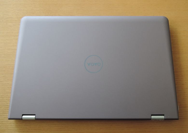 VOYO VBook V3 天板