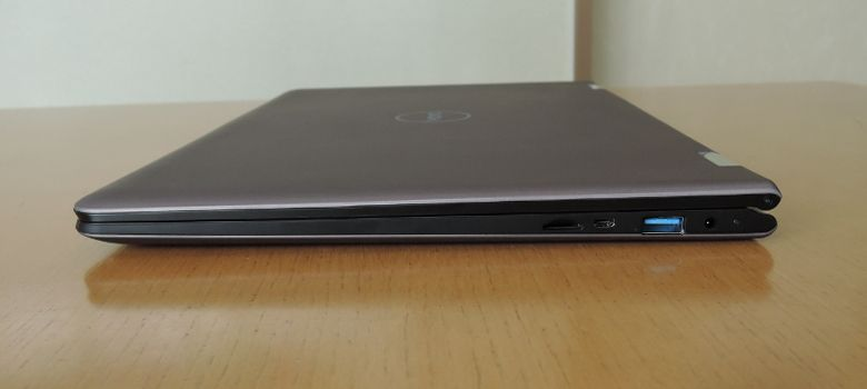 VOYO VBook V3 右側面