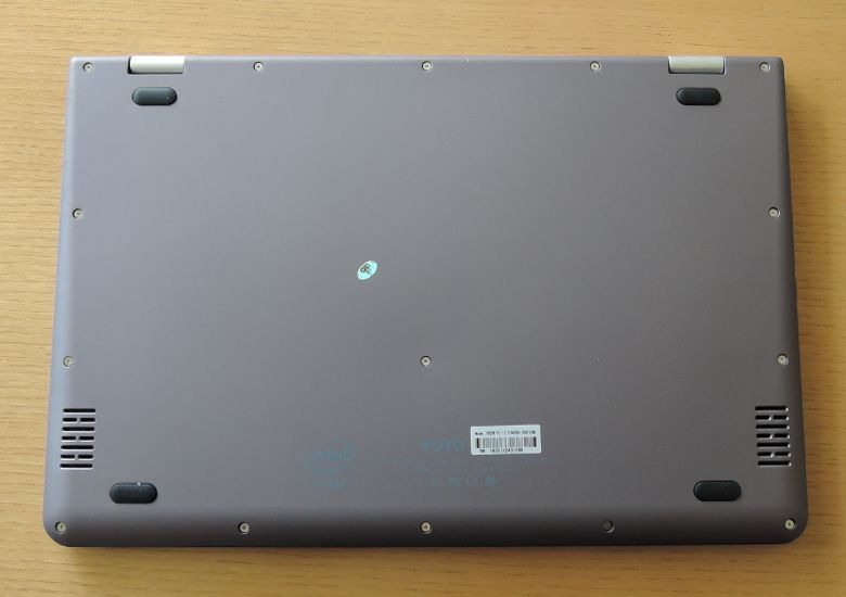 VOYO VBook V3 底面
