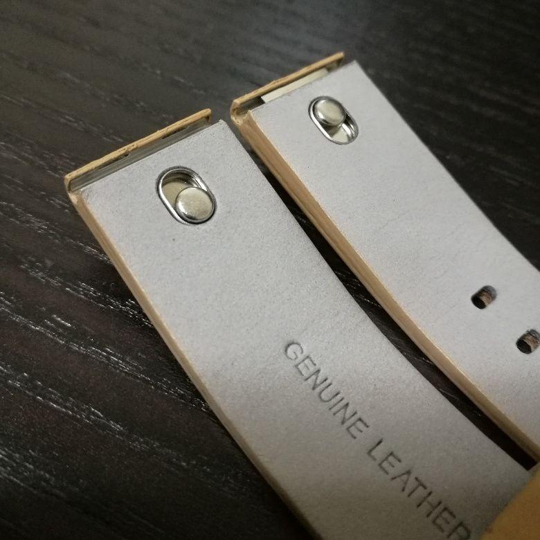 LG Watch Style 革のベルト