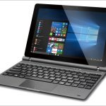FRONTIER FRT110P - 10.1インチ、エントリースペックのキーボード分離型2 in 1が登場!