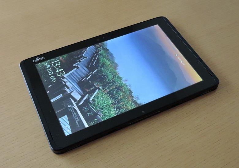 Fujitsu Arrows Tab WQ2/B1