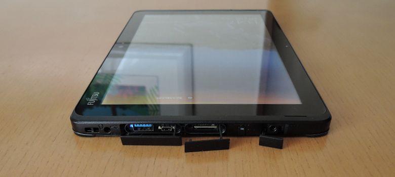 Fujitsu Arrows Tab WQ2/B1 端子カバー
