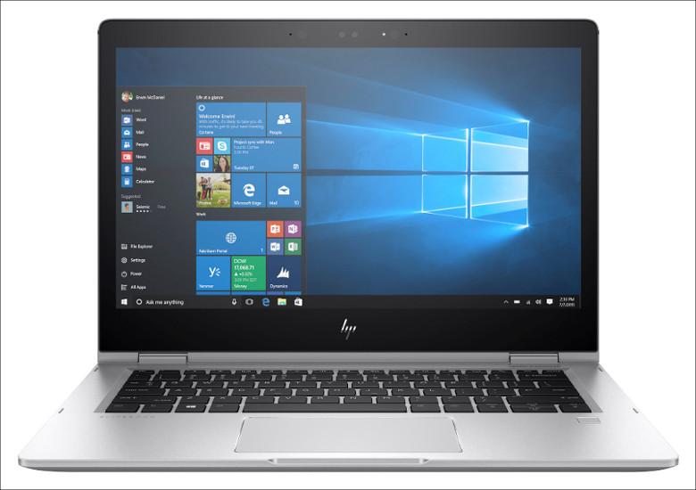 HP EliteBook x360 1030 G2 正面