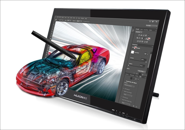 HUION GT 190S