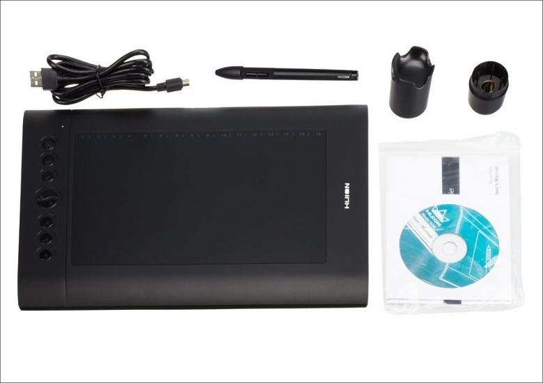 HUION H610 Pro