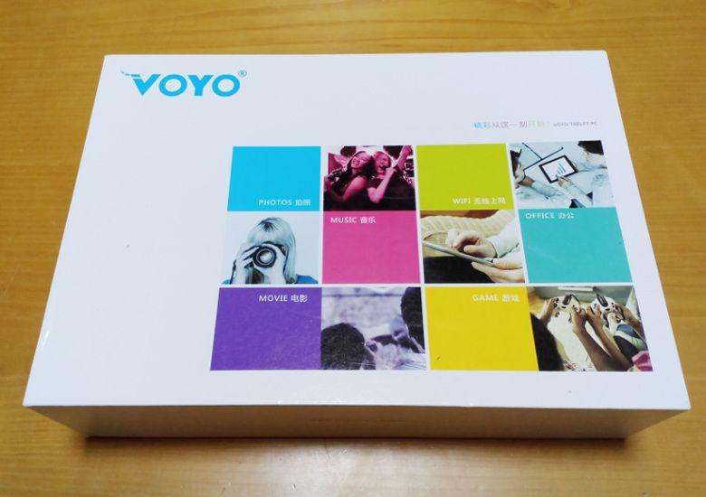 VOYO VBook A1 外箱