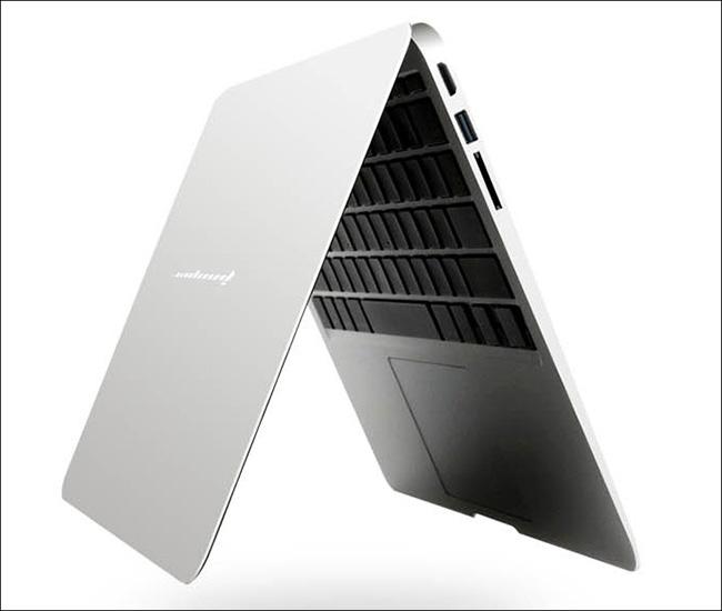 Jumper Ezbook i7 筺体2