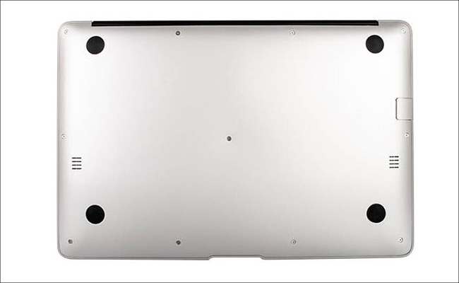 Jumper Ezbook i7 背面