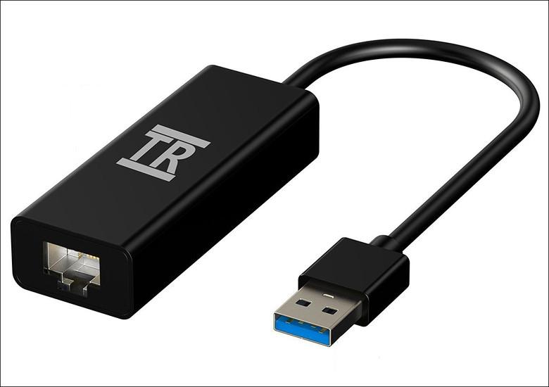 LAN-USBアダプター