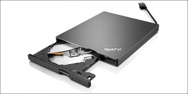 Lenovo ThinkPad DVDドライブ