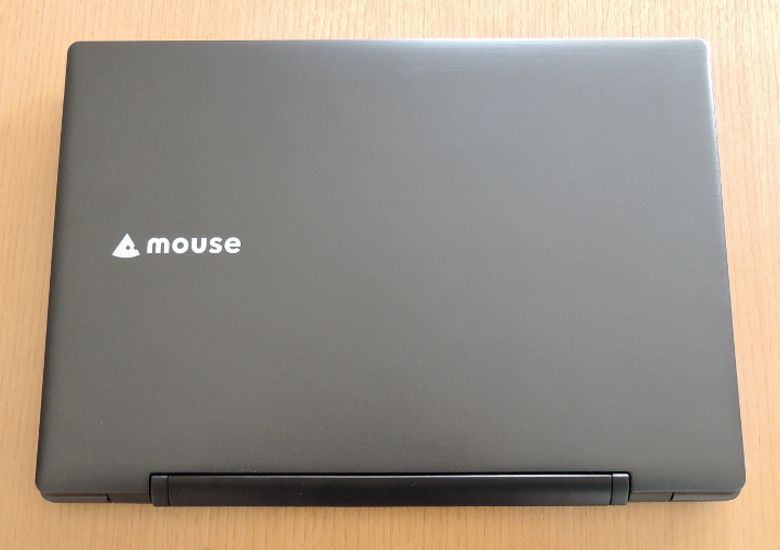 マウス LuvBook J 天板
