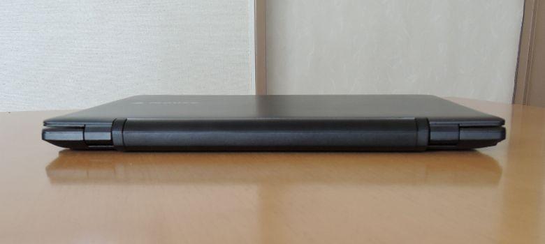 マウス LuvBook J 背面