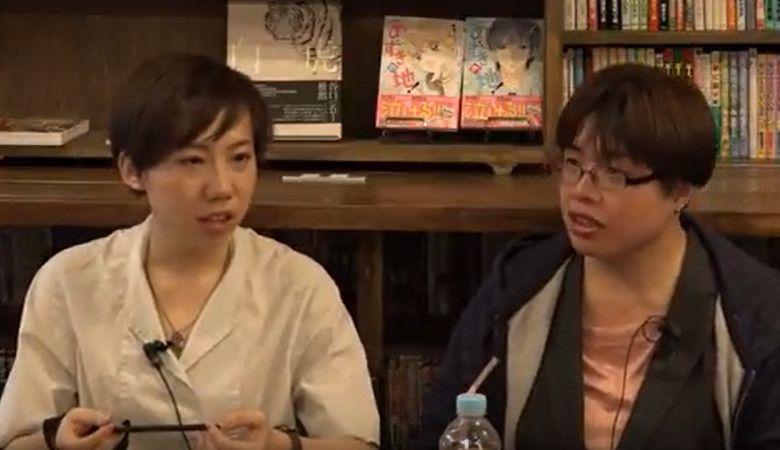 劉セイラさんと林田さん