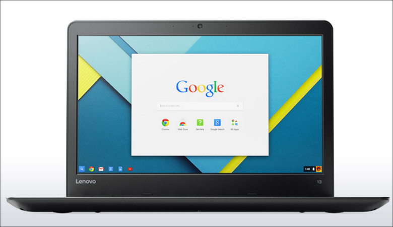Lenovo ThinkPad 13 Chromebook 筺体