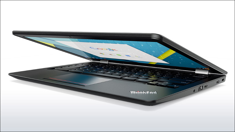 Lenovo ThinkPad 13 Chromebook 筺体2