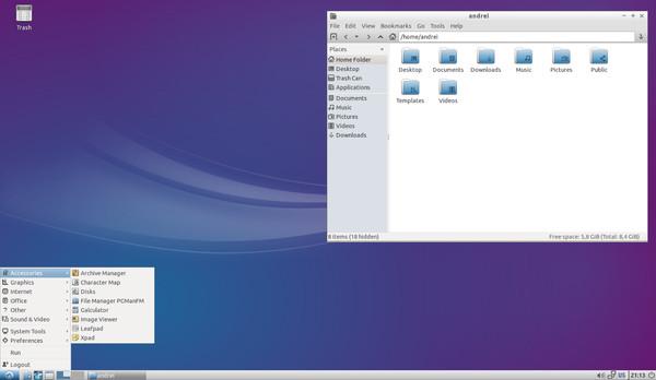 Ubuntu 画面2