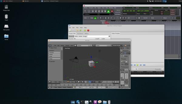 Ubuntu 画面3