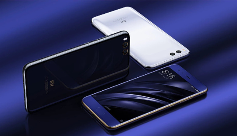 Xiaomi Mi 6 筺体
