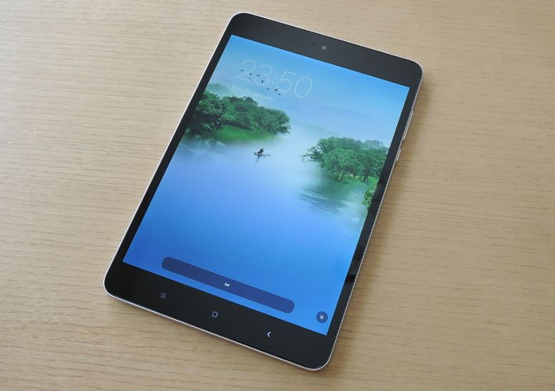 Xiaomi Mi Pad 3 前面