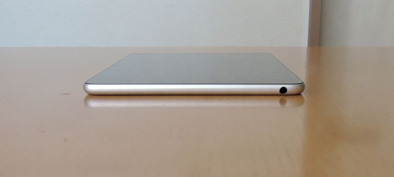 Xiaomi Mi Pad 3 上面