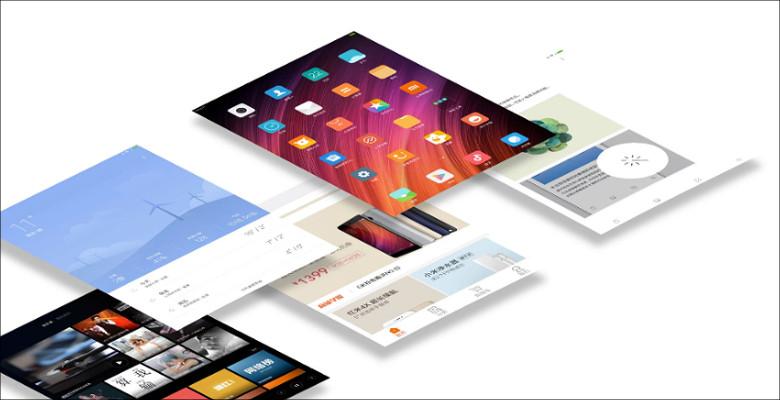 Xiaomi MiPad 3 MIUI