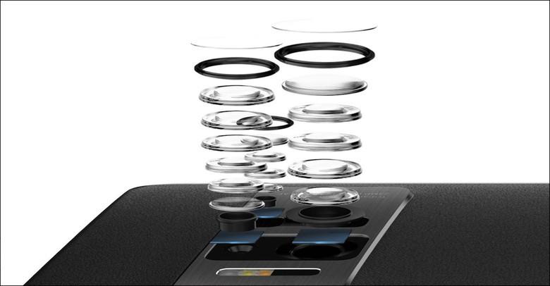 Zenfone AR カメラ