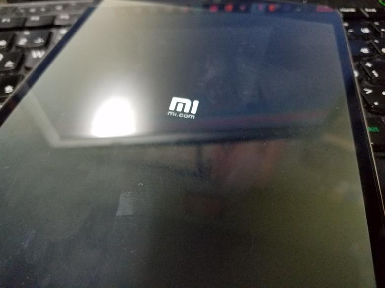 Xiaomi MI Pad 3 Reboot