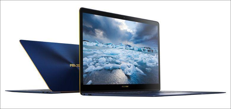 ASUS ZenBook 3 Deluxe UX490UA 筺体