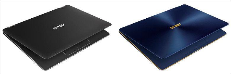 ASUS ZenBook Flip S カラーバリエーション