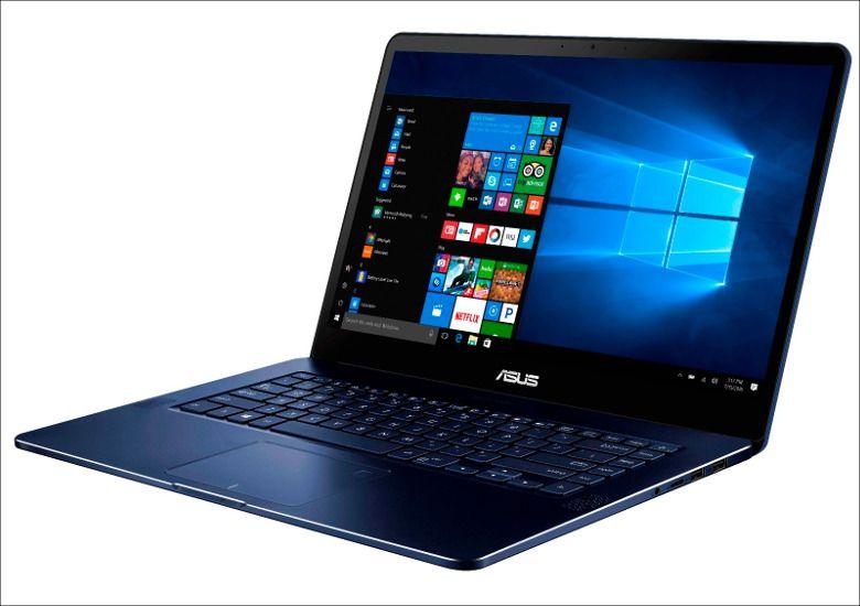 ASUS ZenBook Pro UX550VD/VE