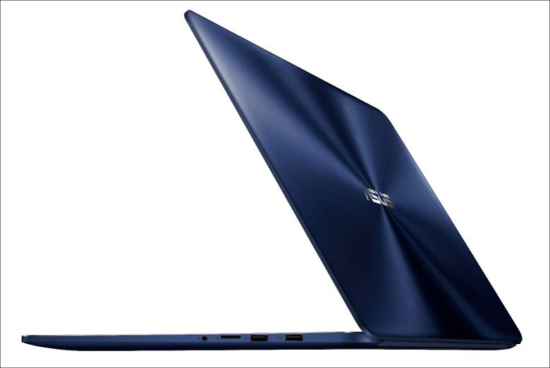 ASUS ZenBook Pro UX550VD/VE 薄型筺体