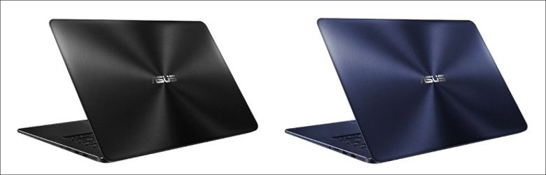 ASUS ZenBook Pro UX550VD/VE カラバリ