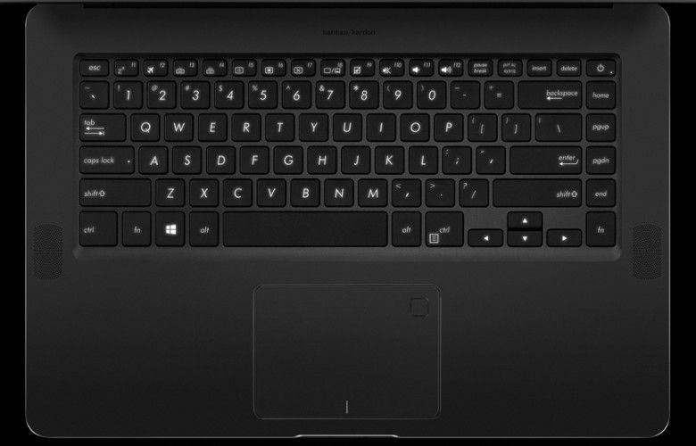 ASUS ZenBook Pro UX550VD/VE キーボード